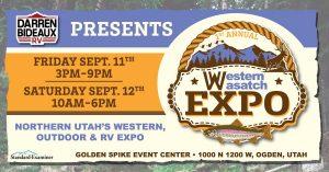 2020 Western Wasatch Expo- RESCHEDULED