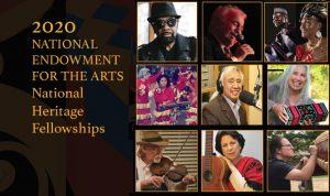 NEA National Heritage Fellowships