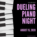 South Jordan Dueling Piano Night- CANCELLED