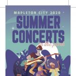 Mapleton's Concerts in the Park & Farmers Market