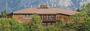 Sons of the Utah Pioneers Building