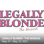Legally Blonde -POSTPONED