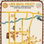 Community Lawn Mural Project & Fundraiser