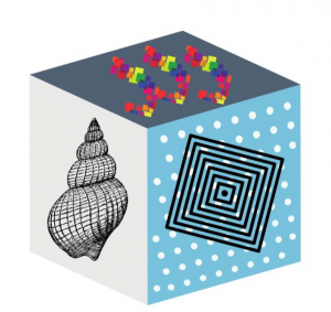 LiveDAYBREAK Art Cubes