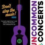 "2020 Drive-In ""Un""Common Concerts"