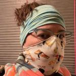 $20.00 masks by Jen Lopez