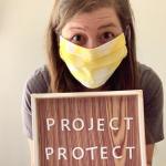 $10.00 masks by Madeline Hugie