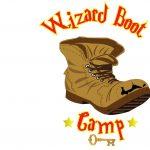WIZARD BOOT CAMP: Orange Wand