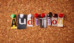 New! Audition Workshop