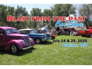 Blast from the Past Car Show 2020
