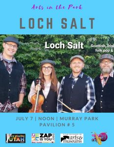 Lunch Concert: Loch Salt