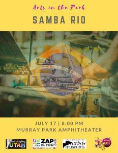 Postponed: Samba Rio Concert