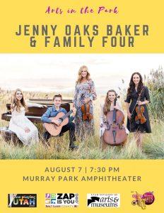 Jenny Oaks Baker & Family Four