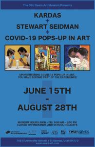 COVID-19 Pops-Up in Art