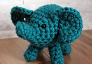 Online Workshop: Crochet Elephant