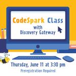 CodeSpark Class #4