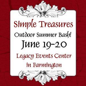 Simple Treasures Summer Bash Boutique