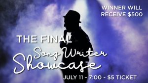 Final Song Writer Showcase