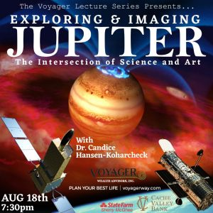Voyager Lecture Series: Exploring and Imaging Jupi...