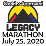 2020 Legacy Marathon - 26.2, 13.1, 10K, 5K