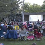 Spanish Fork Movies in the Park - 2020