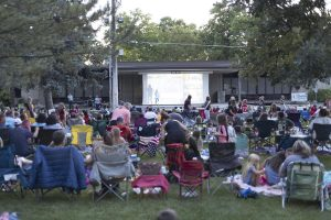 Spanish Fork Movies in the Park - 2021