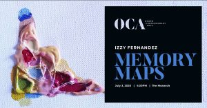 Izzy Fernandez — Memory Maps
