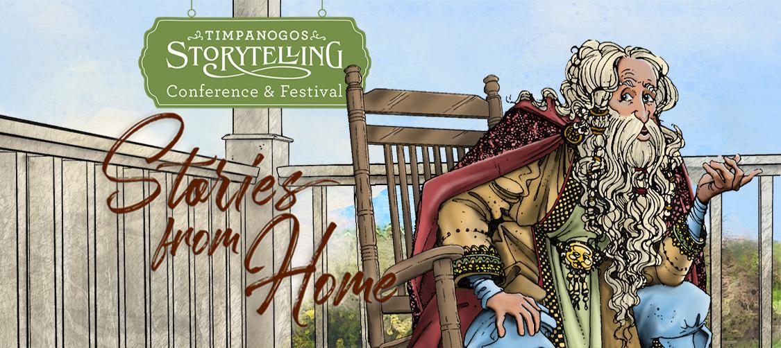 2020 Timpanogos Storytelling Festival- VIRTUAL