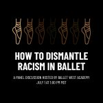 How to Dismantle Racism in Ballet