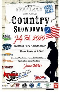 39th Annual Country Showdown