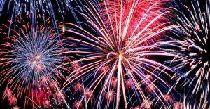 Vernal Elks Lodge 4th of July Firework Show