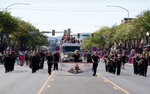 Vernal Area Chamber of Commerce 4th of July Parade...