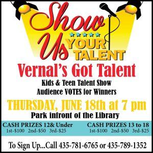 Vernal's Got Talent