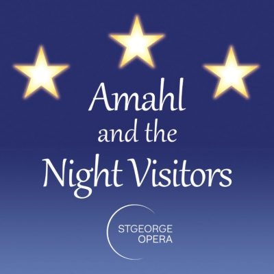 Amahl And The Night Visitors With The St. George Opera- CANCELLED