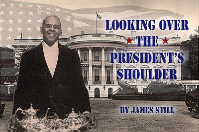 Over the President's Shoulder- CANCELLED