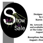 Karen Russel Art Show Opening Reception