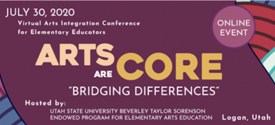 Arts Are Core: Bridging Differences Online Conference