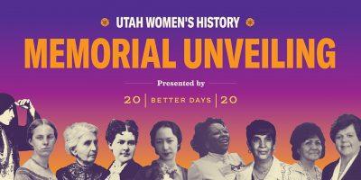 Utah's 19th Amendment Centennial Celebration - Mem...