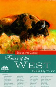 Traces of the West Invitational Exhibit