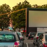 Wasatch County Fair Days Drive-in Movie
