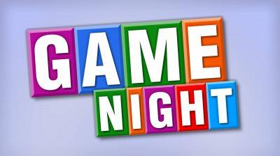 Game Night: BINGO