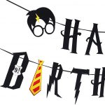Harry Potter Birthday Celebration