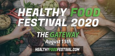 Healthy Food Festival 2020- CANCELLED