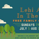 Lehi Arts in the Park 2020