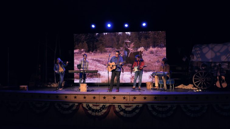 Bryce Canyon Wranglers Live Nightly Concert