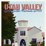 Utah Valley Iconic Locations Exhibition