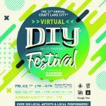 VIRTUAL 12th Annual Craft Lake City DIY Festival Presented By Harmons