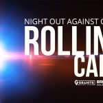 Night Out Against Crime Rolling Car Show