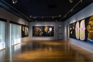 Exhibitions: Andrew Alba and Laura Hendricks