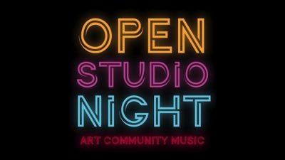 Open Studio Night on First Friday Art Stroll